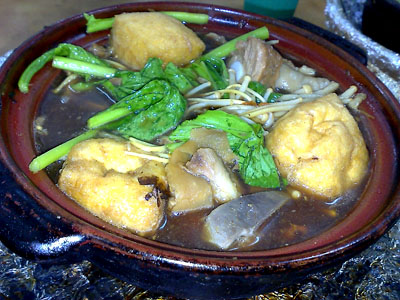 sungai way thick soup bak kut teh