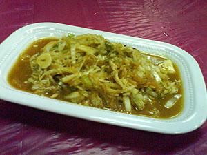 东北菜大白菜 Dong bei cai - Fermented bak choi with vermicelli 1