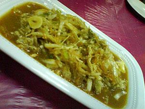 东北菜大白菜 Dong bei cai - Fermented bak choi with vermicelli 2